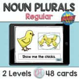 Boom Cards   Regular Noun Plurals