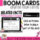 BOOM Cards Related Facts Multiplication and Division