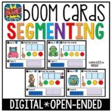 BOOM Cards™ Segmenting Words Phonics Bundle