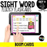 BOOM Cards: Sight Word Fluency Flashcards, Fry 1-100