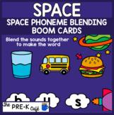 BOOM Cards Space Phoneme Blending