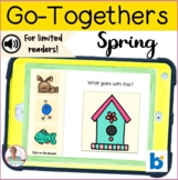 BOOM Cards   Speech-Language Therapy   Word Associations a