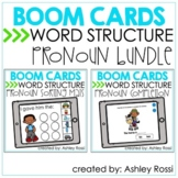 BOOM Cards™️ Speech Therapy PRONOUNS | Distance Learning