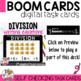 BOOM Cards Division using Arrays
