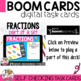 BOOM Cards Understanding Fractions as Part of a Set