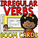 BOOM! Cards (Verbs) Freebie!