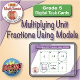 BOOM Digital Game Cards 5F: Multiplying Unit Fractions Using Models