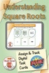 Understanding Square Roots: BOOM Digital Game Cards 8E