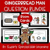 BOOM GINGERBREAD MAN QUESTIONS FOR EARLY CHILDHOOD SPECIAL