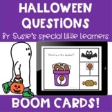 BOOM HALLOWEEN QUESTIONS FOR EARLY CHILDHOOD SPECIAL ED &