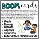 Digital Task Cards: Winter Colors