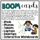 Digital Task Cards: Winter Math BUNDLE