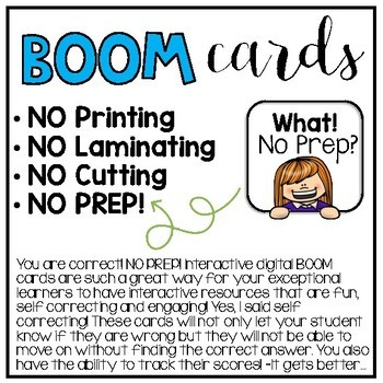 BOOM Interactive Task Cards: Winter Patterns