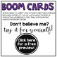 BOOM Interactive Task Cards: Winter Shapes