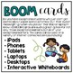 BOOM Interactive Task Cards: Winter Visual Subtraction