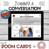BOOM Joining a Group Conversation! Middle High School