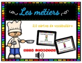 BOOM LEARNING LES MÉTIERS / French Community Helpers