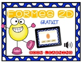 BOOM LEARNING - formes 2D GRATUIT