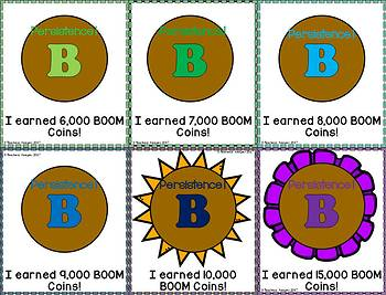 BOOM Learning Brag Tags