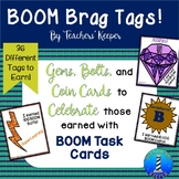 BOOM Learning Accomplishment Tags