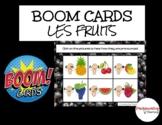 BOOM Learning Bundle - Les Fruits - *Vocab* + *Game*