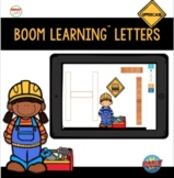 BOOM Learning™ Letters Wood Blocks