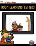 BOOM Learning™ Letters Elf Workshop
