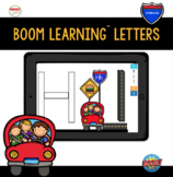 BOOM Learning™ Letters Road Blocks