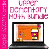 BOOM Learning Upper Elementary Math Bundle