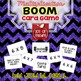 BOOM!  Multiplication Facts Card Game for Math Centers and