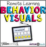 BOOM™ Remote Learning Behavior Visuals