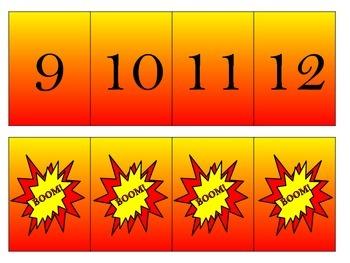 BOOM! for Multiplication