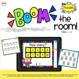 BOOM the ROOM: K.CC.B.5 (count 10)