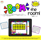 BOOM the ROOM: K.CC.B.5 (count 20)