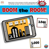 BOOM the Room: 2.NBT.A.3 (expanded form thousands)