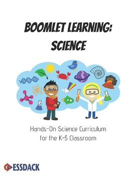 BOOMLET Learning Science - Fifth Grade - Units 1-6