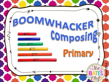 BOOMWHACKER Composing Primary