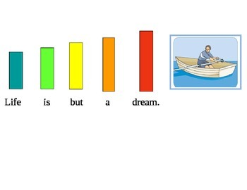 BOOMWHACKERS ROW YOUR BOAT W/WORDS