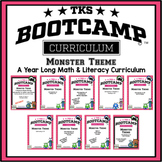TKS BOOTCAMP BUNDLE:  MONSTER EDITION