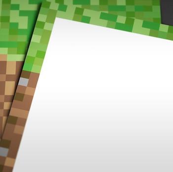 BORDER: Blocks Theme Border/Frame Set [PowerPoint Template Included]