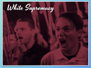White Supremacy Movement - Show + Flashcards + Test