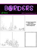 BORDERS SET #15: WINTER