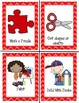 Brain Break Activity Cards for down time