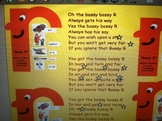 """BOSSY """"R"""" word sort and song!"""