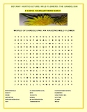 BOTANY/ HORTICULTURE: THE DANDELION: A FUN WORD SEARCH