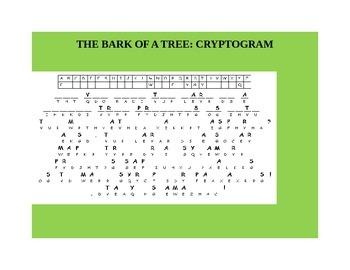 BOTANY: THE BARK OF A TREE CYPTOGRAM GRADES 4-8
