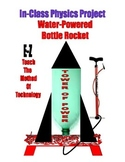 SALE . . . $8.50 . . . PHYSICS  . . . BUILD BOTTLE ROCKETS