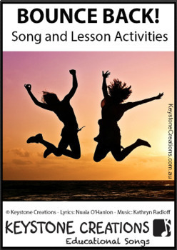 MP3: Children SING & LEARN about positive behaviours & dealing with adversity