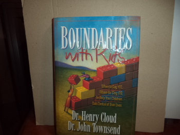 BOUNDARIES WITH KIDS     ISBN 0-310-20035-0