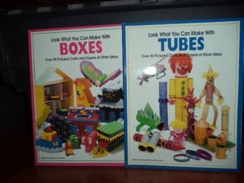 BOXES  TUBES    ( SET OF 2)